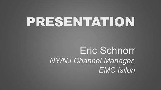 EMC Isilon Demo Series Part I: Overview