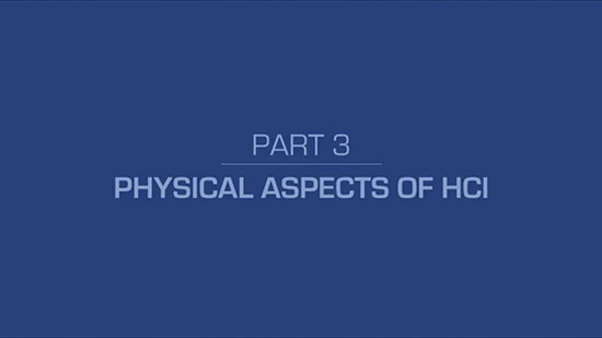3 – Physical Aspects of HCI