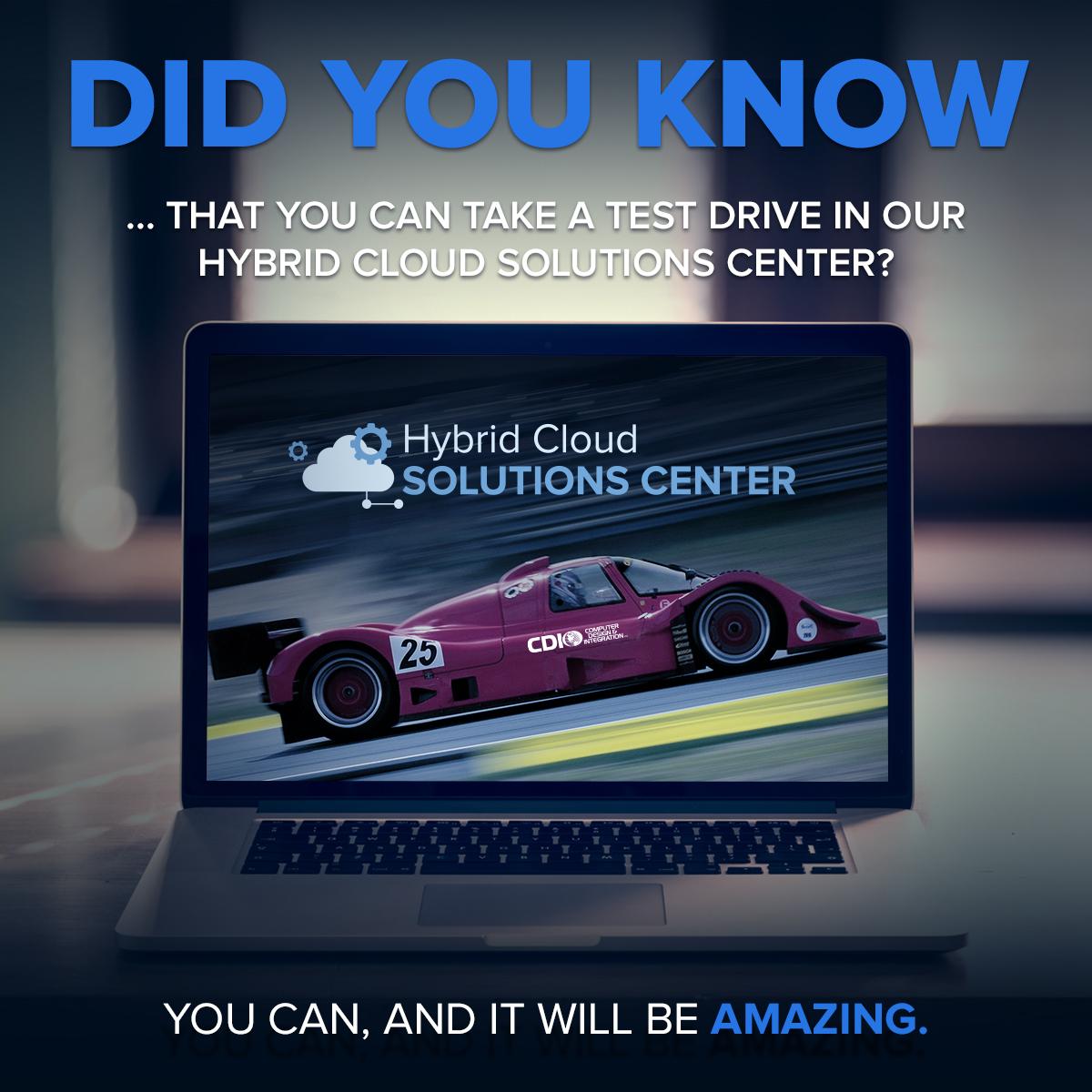 Hybrid Cloud Solutions Center