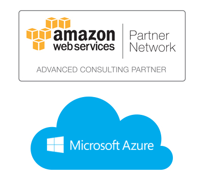 Amazon Web Services / Microsoft Azure