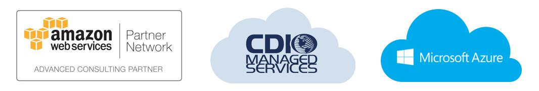 AWS, CDI LLC, Microsoft Azure