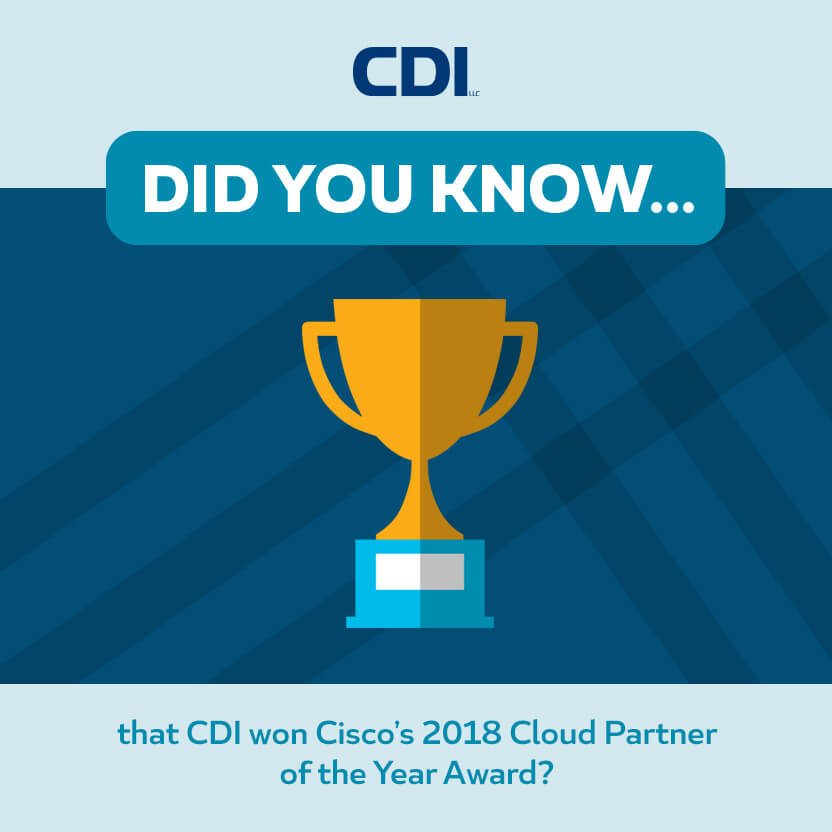 Cisco Cloud Partner of the Year